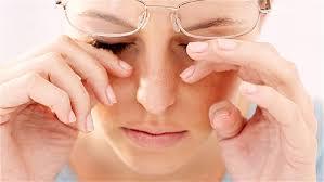 "Síndrome del ""ojo seco"""