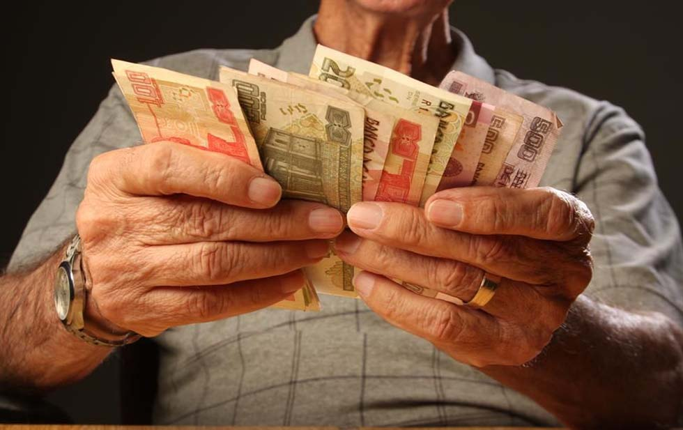 Sistema de pensiones determina pensión de 3 mil 900 pesos