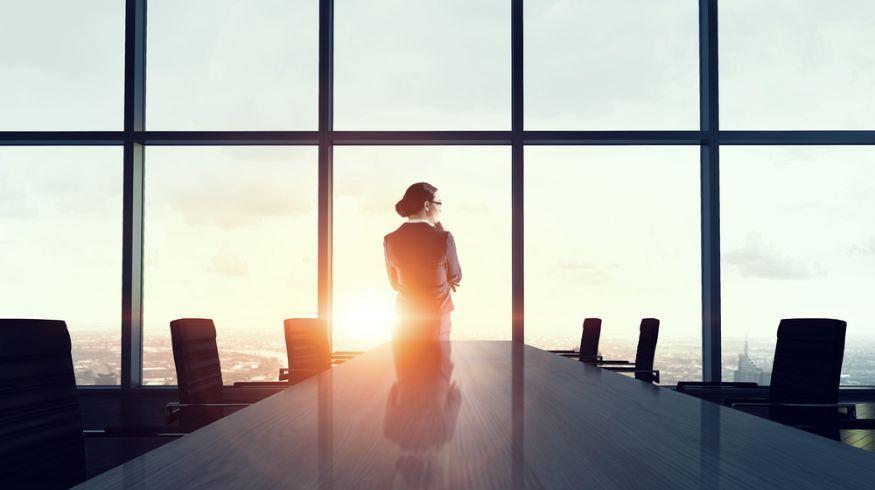 Sólo 1 de cada 10 CEOs en México es mujer