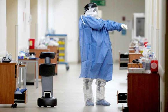 Ssa reporta 6 mil nuevos contagios de Covid-19; casos acumulados rozan los 580 mil