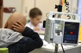 Sube 200% cáncer en niños