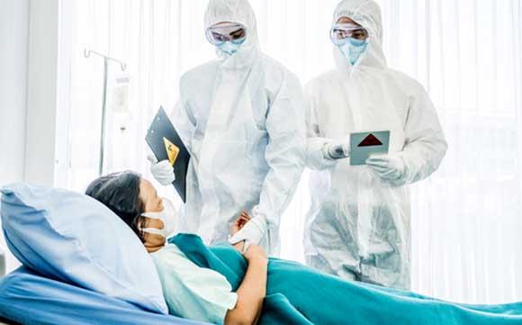 Suben sueldos a médicos...pero en Francia tras batalla con virus