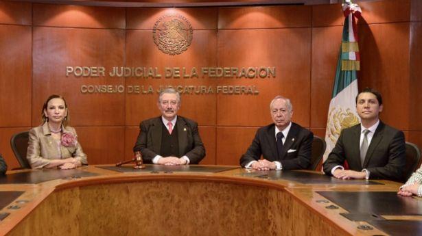 Sueldos de jueces y magistrados no se tocarán