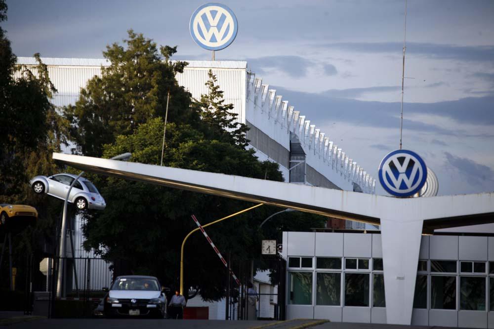"""Suenan los """"tambores"""" de huelga en Volkswagen de México por """"no"""" pago de utilidades"""