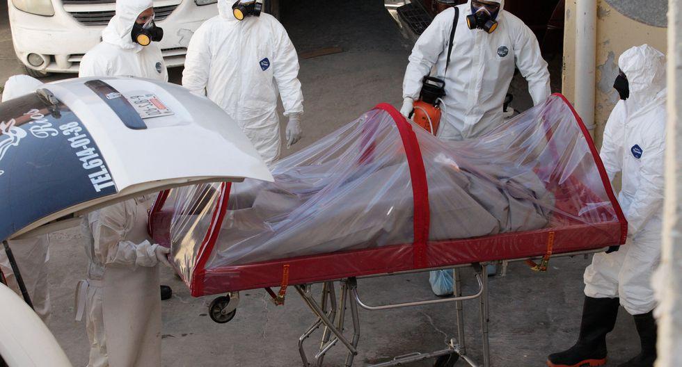 Suma México 13,511 muertes por Covid-19 y 113,619 contagios