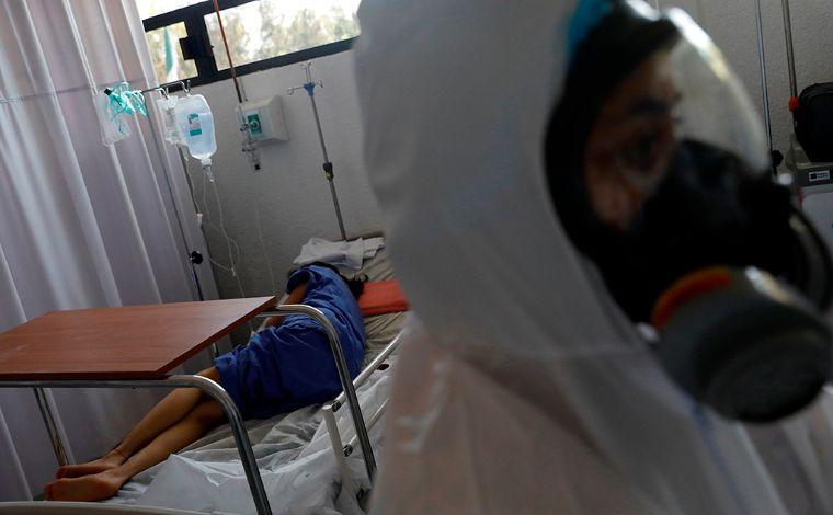 Suma México 26,381 muertes por covid-19 y se registran 212,802 contagios