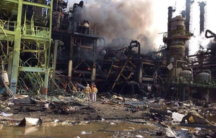 Suman 28 trabajadores muertos en Pajaritos