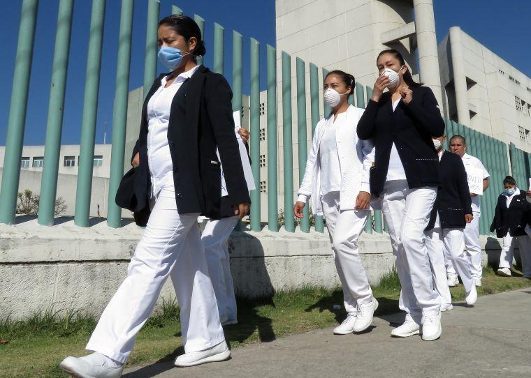 Suman 47 agresiones contra personal de salud en México