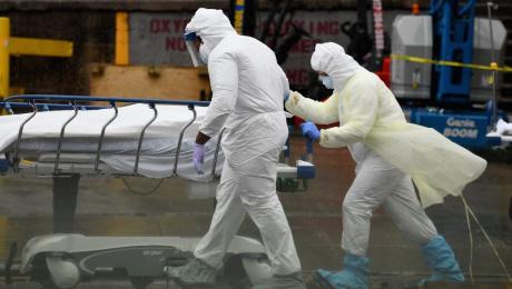 Supera México su máximo de muertes, 6,989