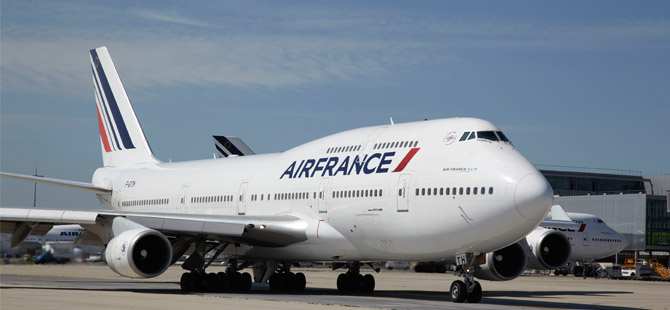 Suspenden huelga en Air France