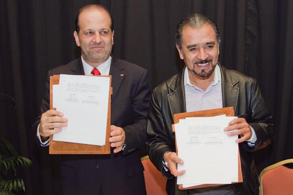 Telmex y Sindicato, ¡tan amigos como siempre!