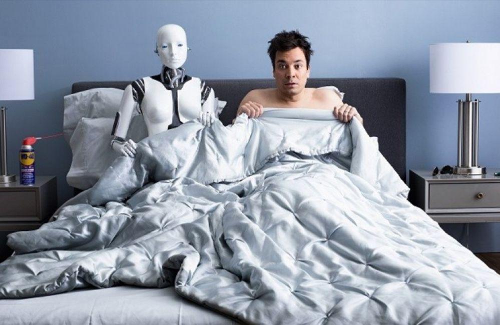 ¿Temor a robots creados para tener sexo?