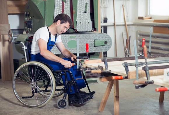 Trabajadores con discapacidad, doblemente vulnerables a la pandemia
