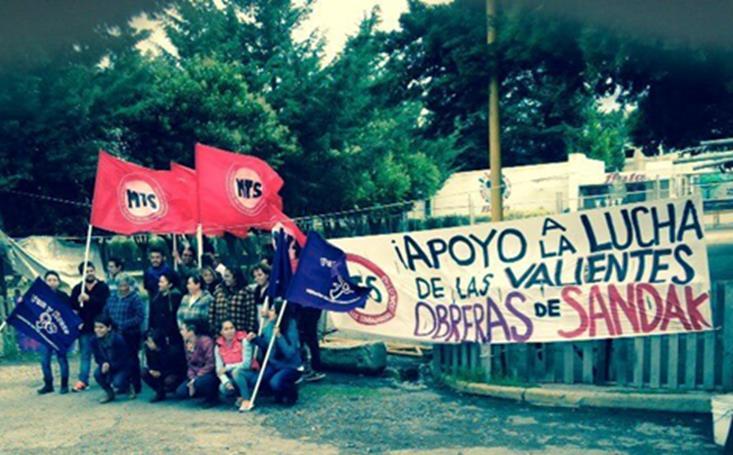 Trabajadores y la empresa Sandak acuerdan tras 5 años de huelga
