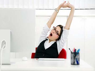 Trabajar 10.5 horas por día genera mala productividad