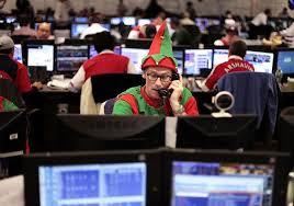 ¿Trabajas en Navidad?