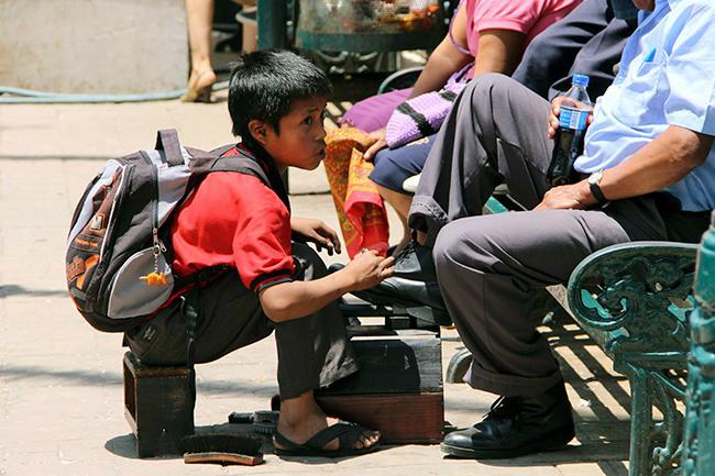 Trabajo infantil, hipoteca de ilusiones y futuro