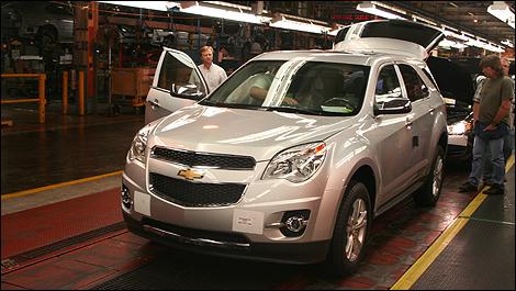 Traerá GM a México 625 puestos de Canadá