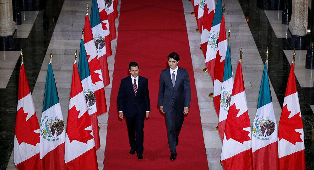Trudeau: que frutos del TLCAN se reflejen en salarios de México