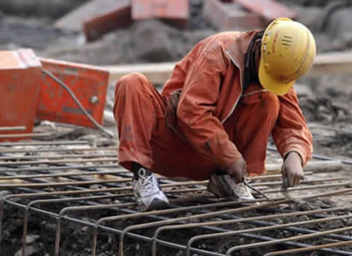 Un trabajador mexicano muere cada 8 hrs  por un accidente laboral