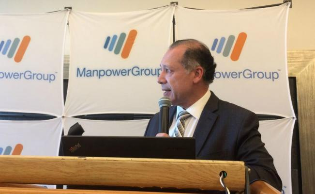 Urge regulación de empresas de outsourcing: Manpower