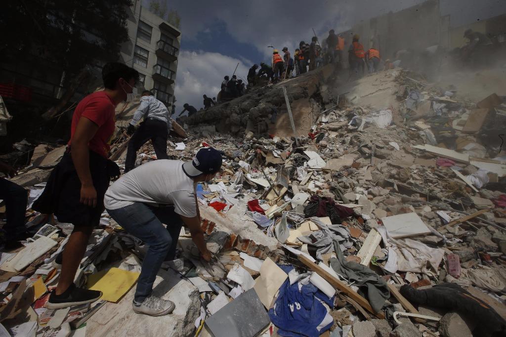 Urgente reportar depas o casas con crédito hipotecario derrumbados por sismo