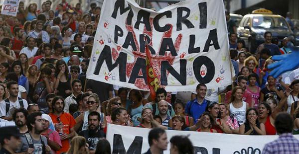 Veta Macri Ley antidespidos