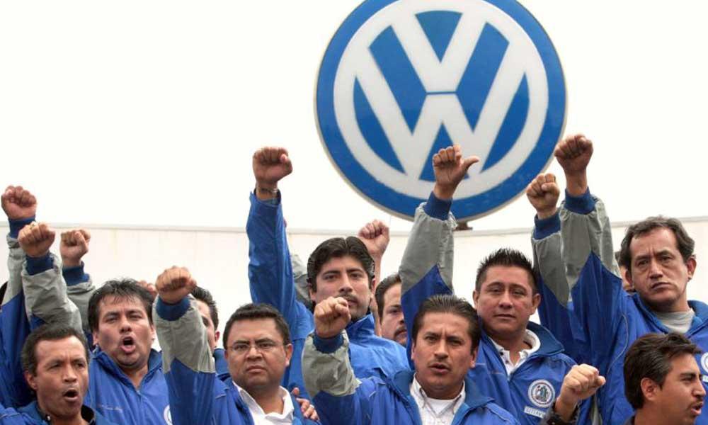 VW ofrece bajas temporales de 2 años a sus sindicalizados