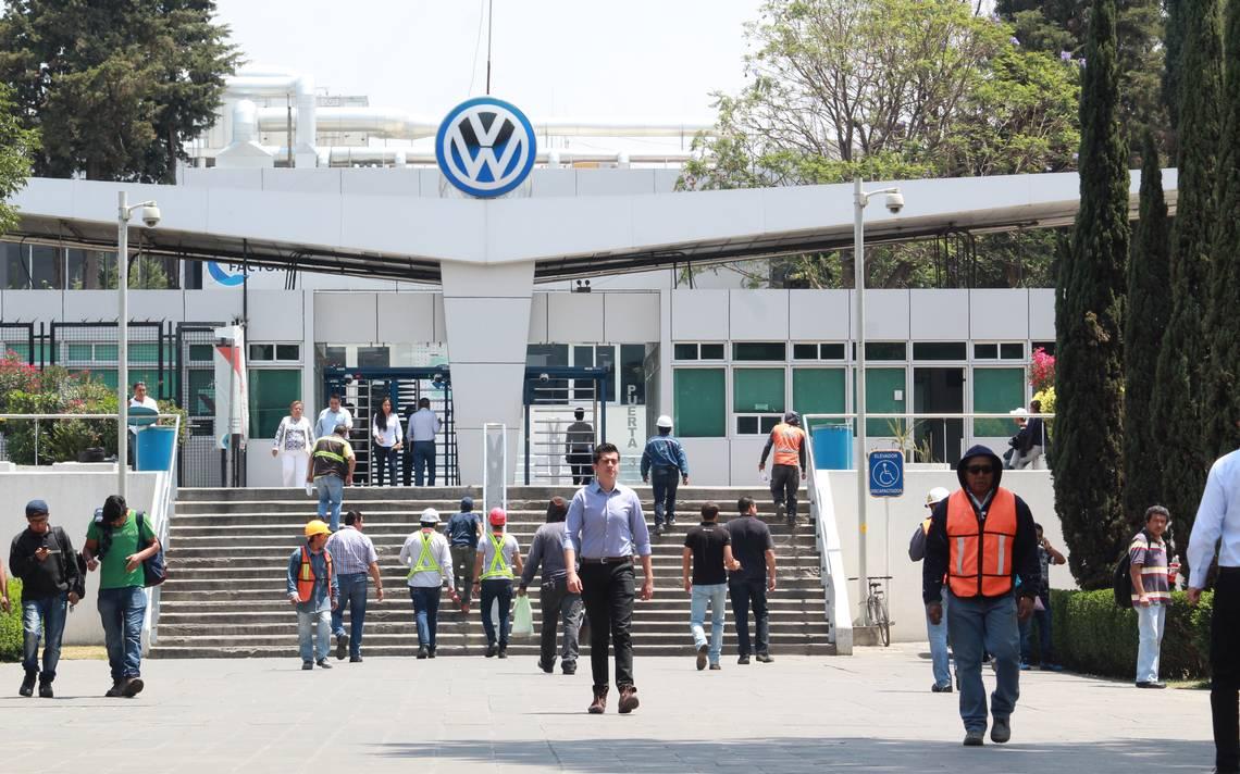 VW reducirá plantilla en fábrica de Puebla