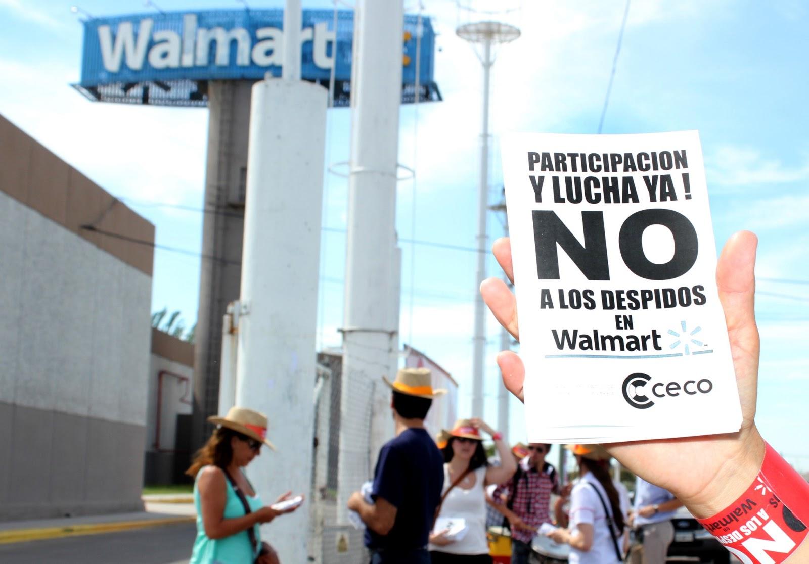 Wal Mart...¿Despidos en México?