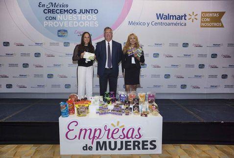 Walmart lanza programa para emprendedoras