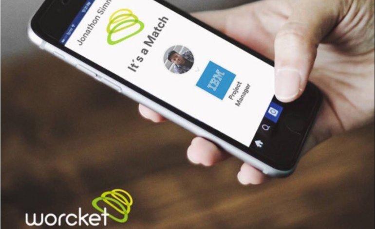 Worcket, el Tinder para buscar empleo