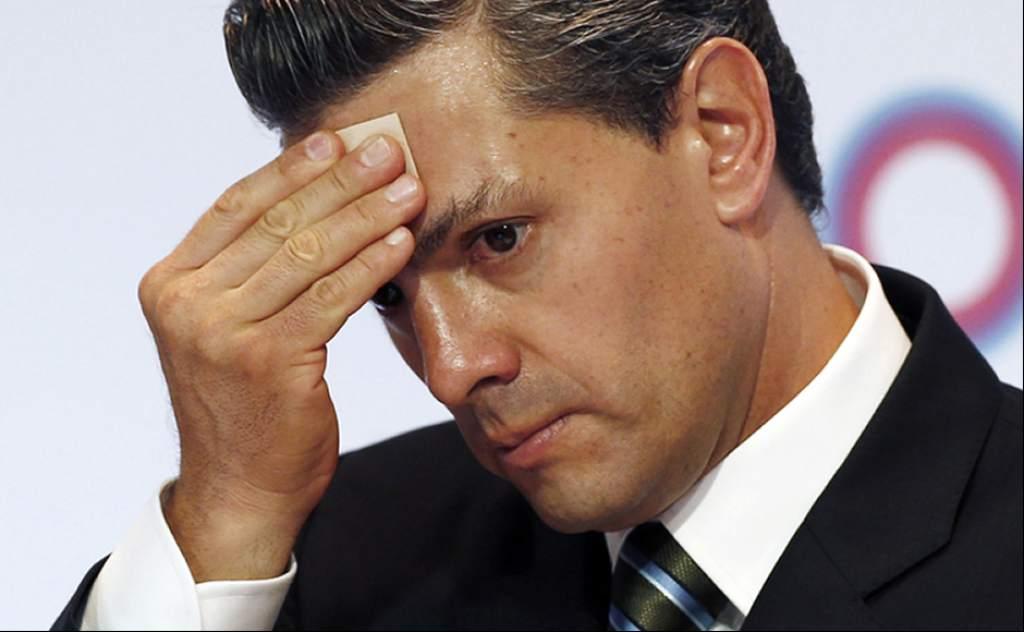 ¡Ya basta! empresarios a Peña Nieto
