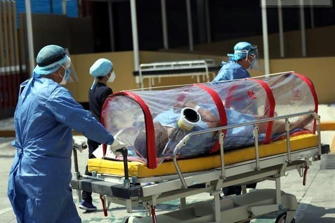 Al menos van 78 mil muertos por coronavirus en México