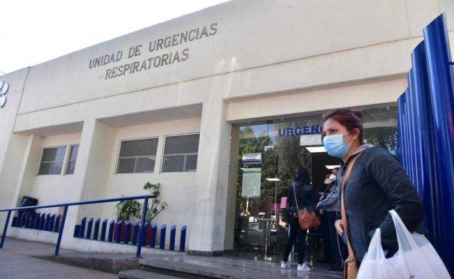 Alcanzan su límite hospitales-CDMX