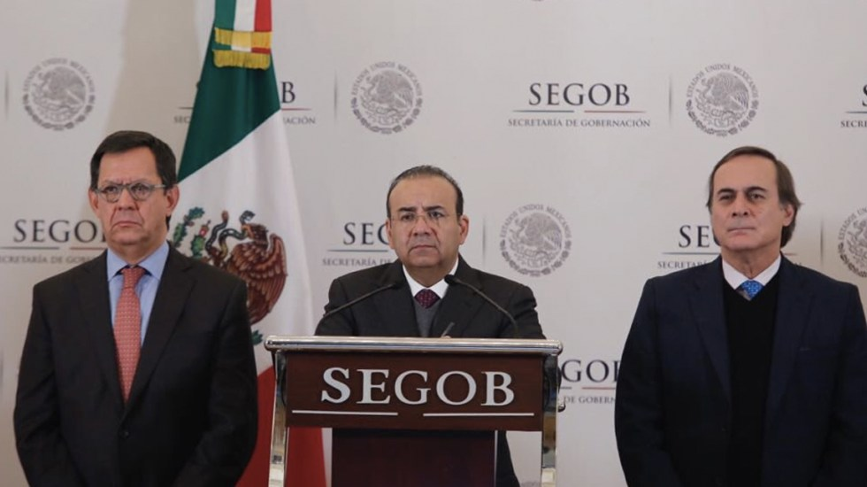 Alfonso Navarrete Prida anuncia ferias de empleo para migrantes