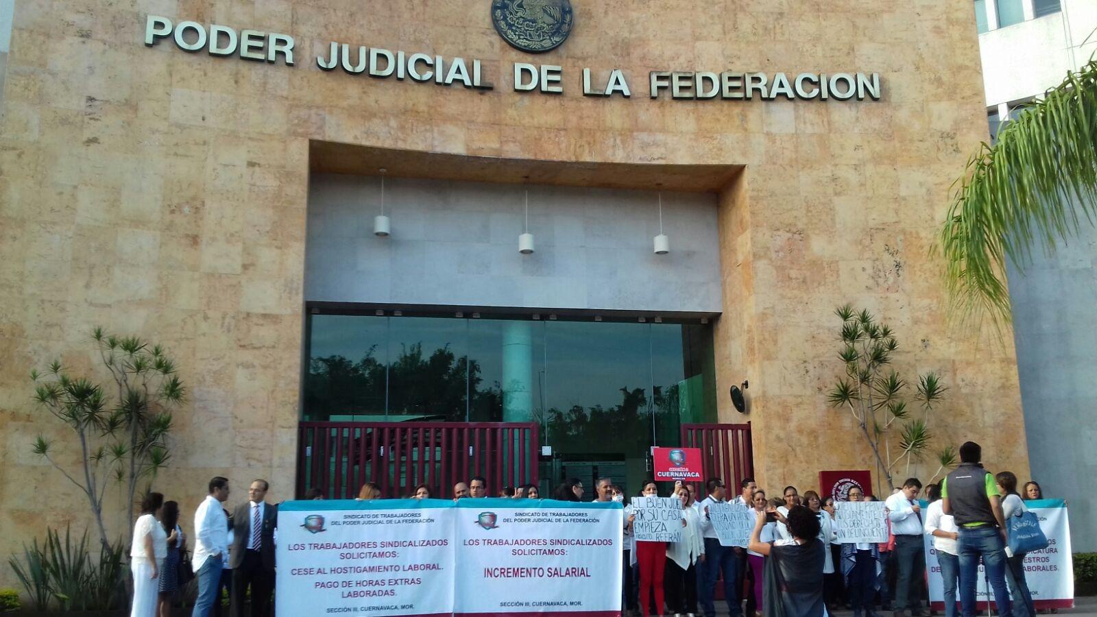 Alistan defensa vs. baja de salarios en el Poder Judicial