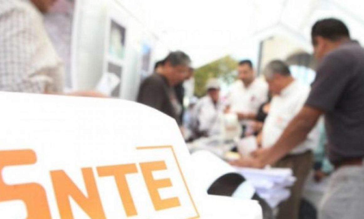 Apoya SNTE la propuesta de López Obrador