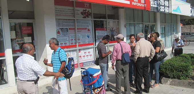 Apoyará Infonavit a trabajadores tras crisis petrolera