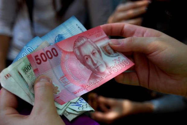 Aprueban en Chile aumento a salario mínimo