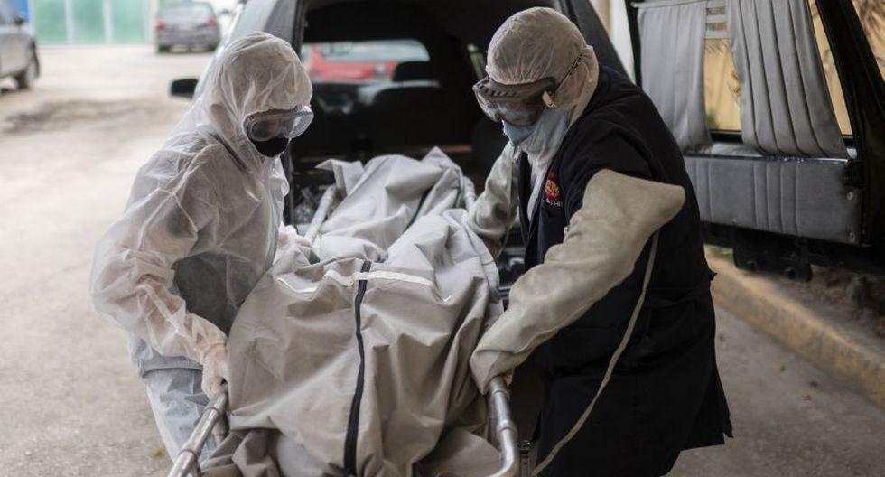 Aumenta 56% muertes por Cobid-19 en México en una semana