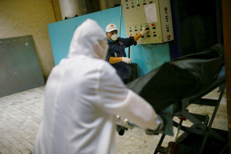 Aumentan a 53,929 muertes por coronavirus en México; hay 492,522 casos confirmados