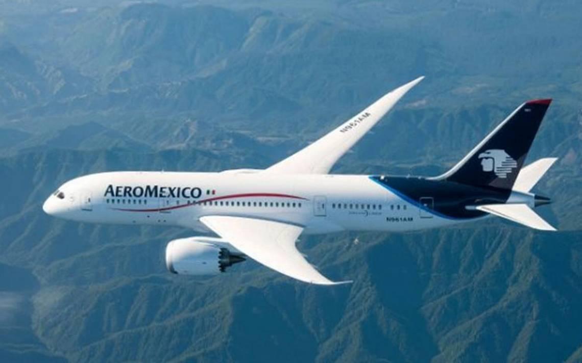 Avanza Aeroméxico en negociar con sindicatos