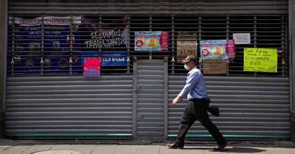 Canacope CDMX estima pérdidas por más de 155,250 millones de pesos debido a pandemia