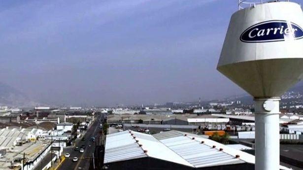 Carrier crearía mil 300 empleos en México: WSJ