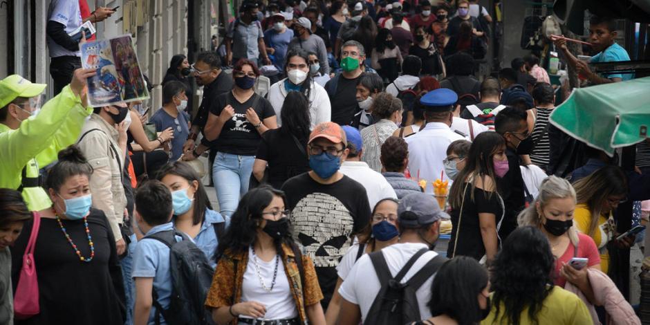CDMX: Vuelven a oficinas 500 mil después de 13 meses