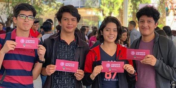 Cómo conseguir apoyo de más de 4 mil pesos de Jóvenes Construyendo el Futuro