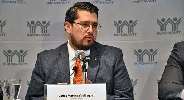 Con reforma, ya no se establece un sistema de puntaje para otorgar créditos: Infonavit