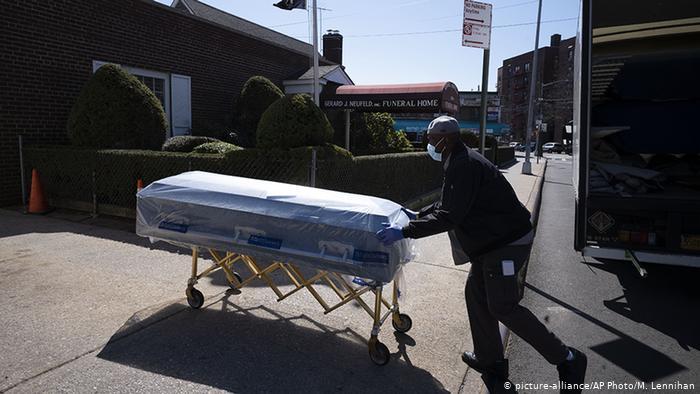 Covid-19 ha quitado la vida a más de 400,000 personas en el mundo