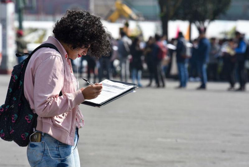 Desempleo de jóvenes, semillero para la delincuencia organizada